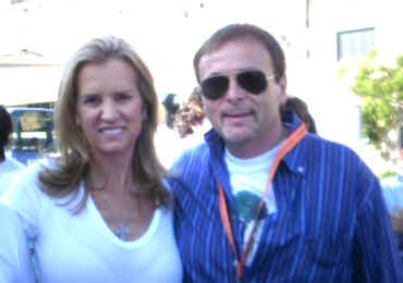 Giovanni Petta e Kerry Kennedy