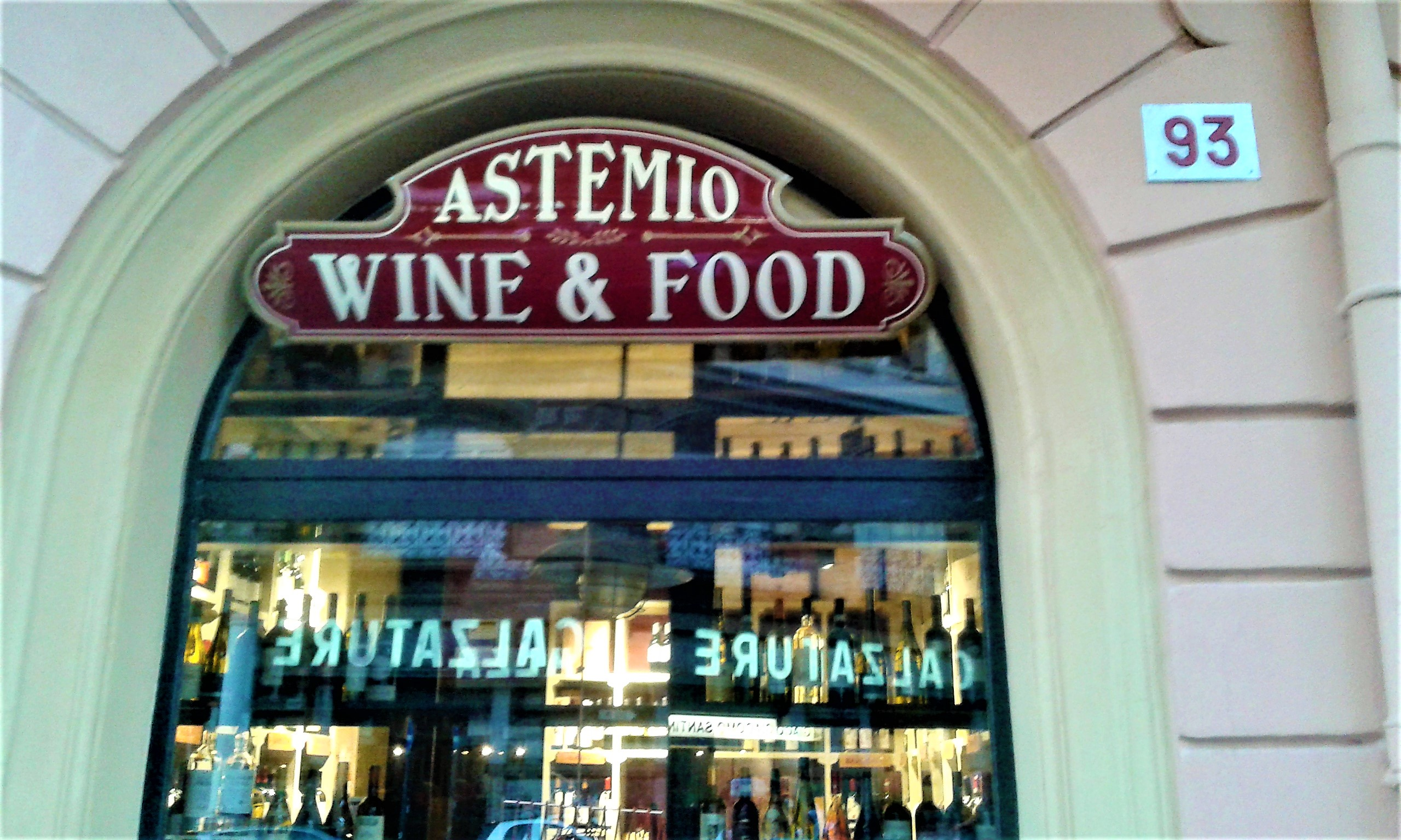 Rossano Turzo - Astemio Wine & Food